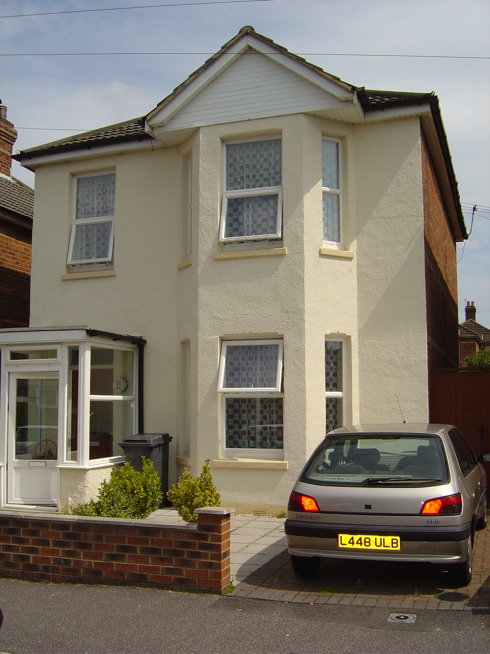 31 Sedgley Road Winton Bournemouth
